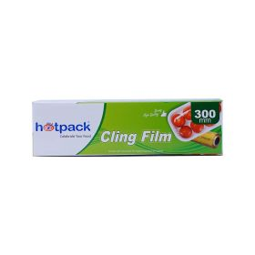 Hot Pack Cling Film 300 Sqft