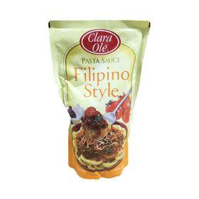 Clara Ole Pasta Sauce Filipino Style 250 Gm