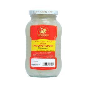 Golden Swan Sweet Coconut Sport (Macapuno) 340 Gm