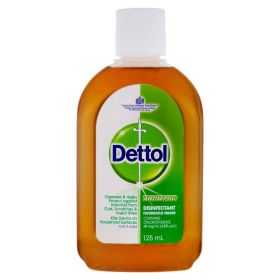 Dettol Antiseptic Disinfectant 125Ml