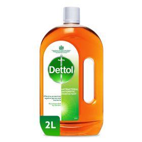 Dettol Antiseptic Disinfectant 2 Ltr