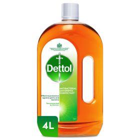Dettol Antiseptic Disinfectant 4 Ltr