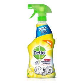 Dettol Power All Purpose Cleaner Spray (Lemon) 500Ml