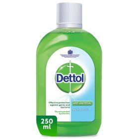 Dettol Antiseptic Disinfectant ( Green ) 250Ml