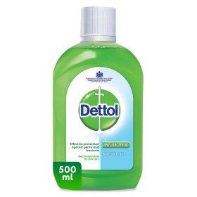 Dettol Antiseptic Disinfectant ( Green ) 500Ml