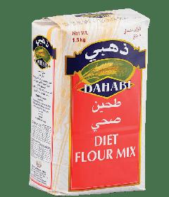Dahabi Diet Flour 1.5kg