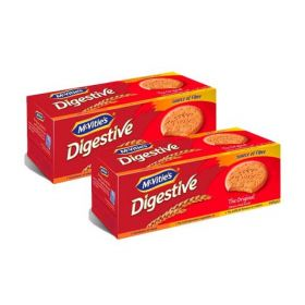 McVities Degestive 2 x 400 GM