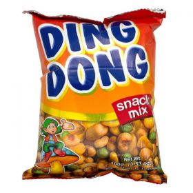 Ding Dong Snack Mix With Fava Beans And Cracker Nuts 100 Gm