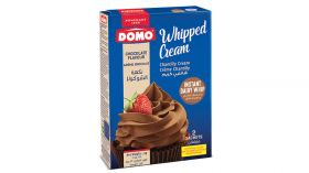 Domo Chantilly Cream Chocolate 72 Gm