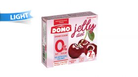 Domo Diet Jelly Cherry 12 Gm