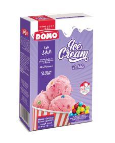 Domo Ice Cream Powder Bubble 70 Gm
