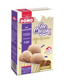 Domo Ice Cream Powder Cappuccino 70 Gm