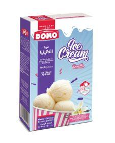 Domo Ice Cream Powder Vanilla 70 Gm