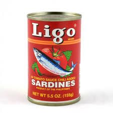 Ligo Sardines In Tomato Sauce, Chilli Added 155 Gm