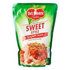 Delmonte Sweet Style Spaghetti Sauce 250 Gm