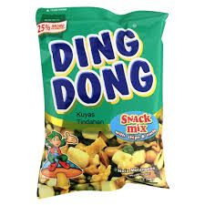 Ding Dong Snack Mix With Chips & Curls 95 Gm