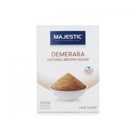 Majestic Demerara Natural Brown Sugar 1Kg
