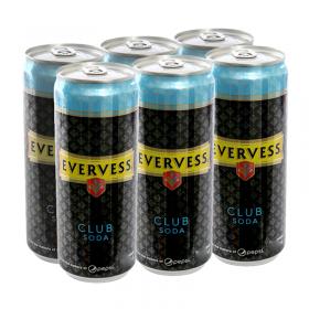 Evervess Soda 300ml x 6
