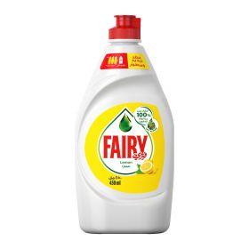 Fairy Lemon Dish Washing Liquid Soap 450Ml