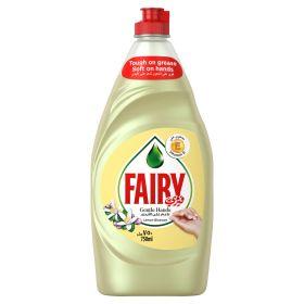 Fairy Gentle Hand Lemon Blossom Dish Washing Liquid 750Ml