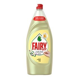 Fairy Gentle Hand Lemon Blossom Dish Washing Liquid 1.5 Ltr