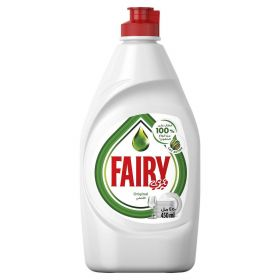 Fairy Original Dishwashing Liquid 450Ml