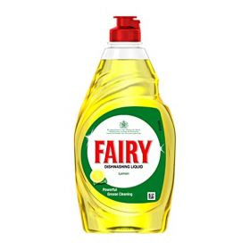 Fairy Plus Lemon Dish Wash Liquid 600Ml