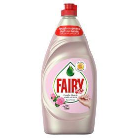 Fairy Gentle Gentle Hands Rose Petals Dish Wash Liquid 750Ml