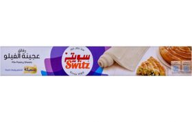 Switz Filo Pastry Thick Sheets 450Gm