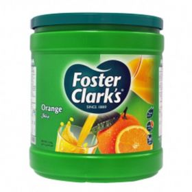Foster Clarks Instant Drinks Orange Flavour 2.5Kg