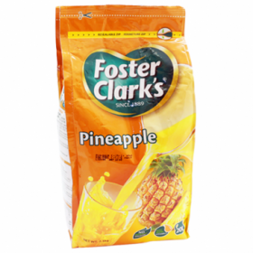 Foster Clarks Instant Drinks Pineapple Flavour (Pouch) 500Gm