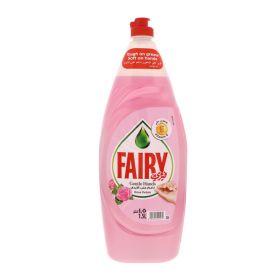 Fairy Gentle Hands Rose Petals Dish Washing Liquid 1.5 Ltr