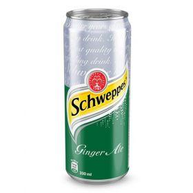Schweppes Ginger Ale 300Ml
