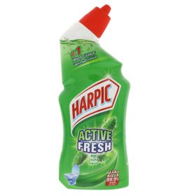 Harpic Fresh Pine Toilet Cleaner 500ml