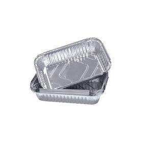 Home Pack Aluminium Container 8389 10 Pcs