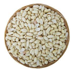Peanut Plain White