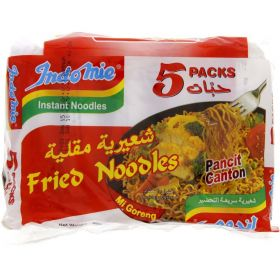Indomie Instant Fried Noodles 80g x 5 Packets