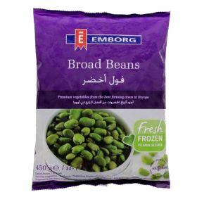 Emborg Frozen Broad Beans 450Gm