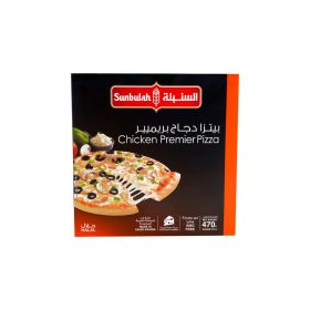 Sunbulah Chicken Premier Pizza 470Gm