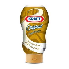 Kraft Cheddar Cheese Spread Squeeze 440Gm
