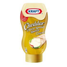 Kraft Cheddar Cheese Spread Squeeze 790Gm