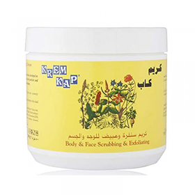 KREM KAP BODY AND FACE SCRUBBING AND EXFOLIATING 500gm