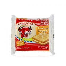 La Vache Qui Rit Slice Cheese Cheddar Taste 200 Gm