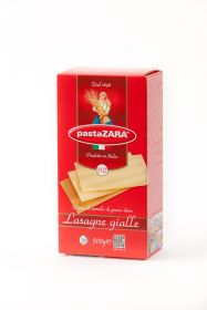 Pasta Zara Lasagne Gialle 500 Gm