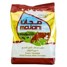 Majan Super Instant Full Cream Milk Powder 900g Pouch
