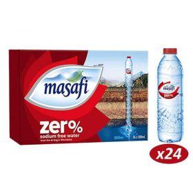 Masafi Balance 0% Sodium 24 X 500Ml