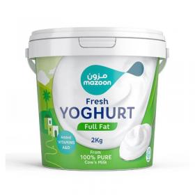 Mazoon Yoghurt 2 kg