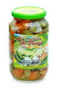 Al Dayaa Pickles Mixed 1 Kg