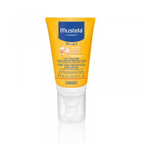Mustela Sun Lotion For Face [Spf-50] 40 Ml