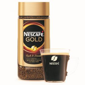 Nescafe Gold Instant Coffee 200g
